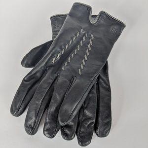 Ralph Lauren Leather Driving Gloves Fleece Lined